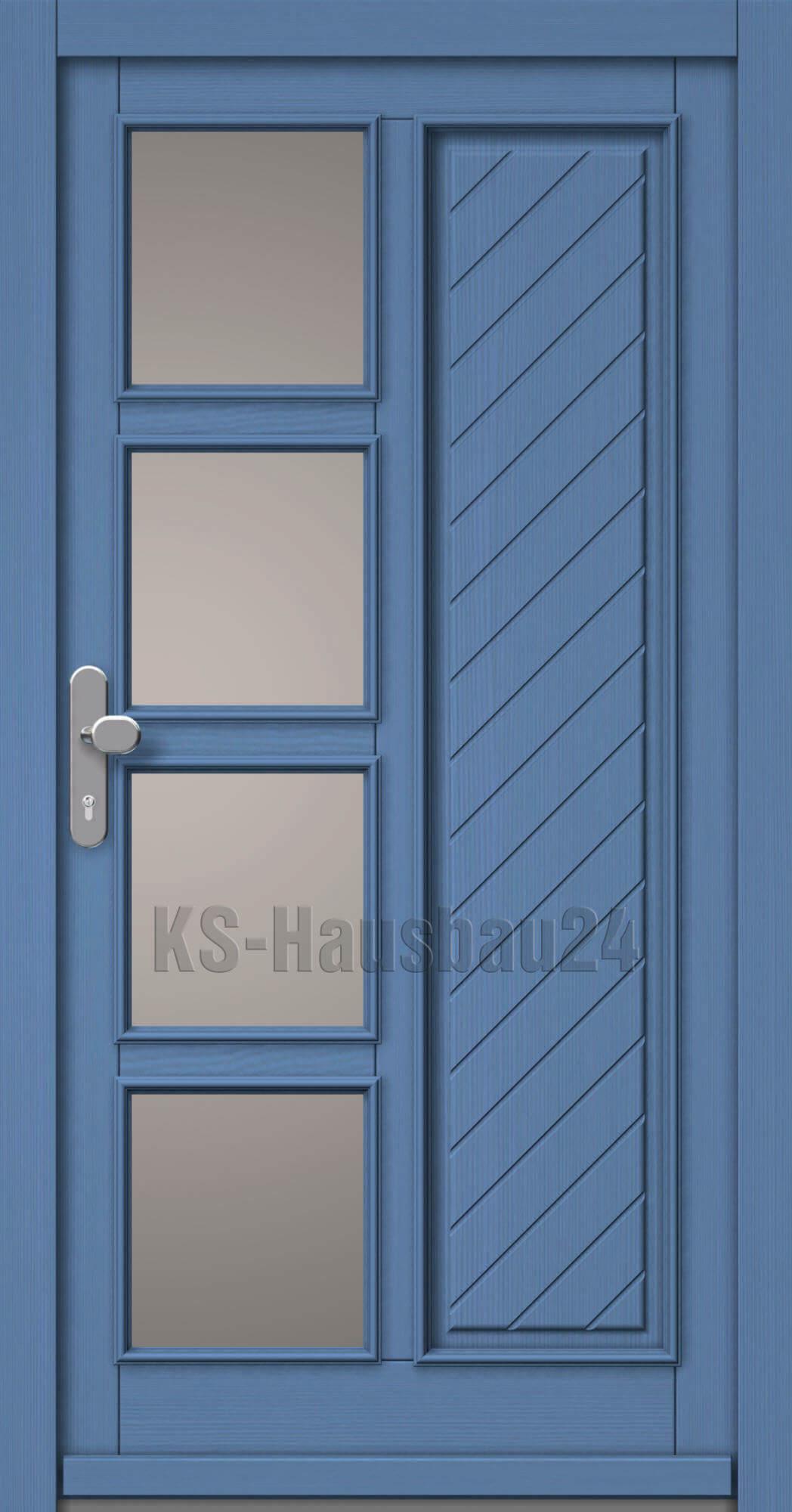 Frisch Haustüren Aluminium - Haustüren Holz - Haustüren Holz Alu - KS  ZQ35